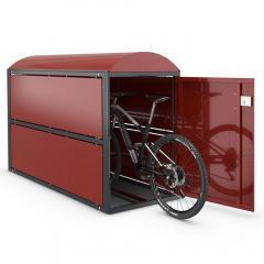 Fahrradgarage Bike Box 2 - Extra verstärkt