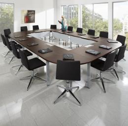 Konferenztischsystem DELTA-ORBIS
