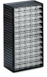 Kleinteilemagazin mit 60 Schubladen 60 Schubladen - Typ 1 (Größe B 55 x H 37 x T 175 mm)   H 550 x B 310 x T 180 mm