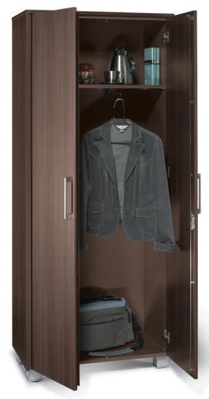 Garderobenschrank MANAGEMENT 2 Wenge