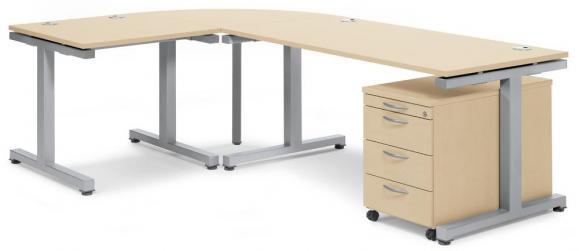 Verkettungsplatten für Basic 2.0 -Tische