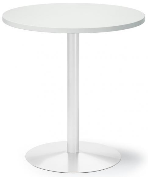 Besprechungs- und Konferenztisch MODUL Weiß | Weiß RAL 9016 | 700