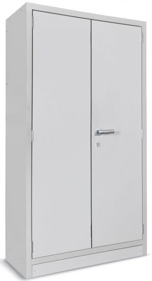 Aktenlagerschrank F90 2-flüglig 1060 | 3x Fachböden, 2x Hängeregister