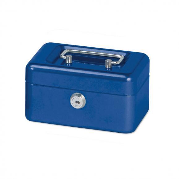 Geldkassette Farbe blau