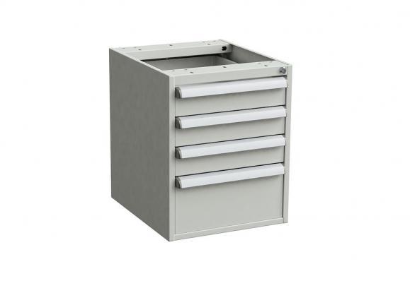 Schubladenblock für Universal-Arbeitstische 352 | 4