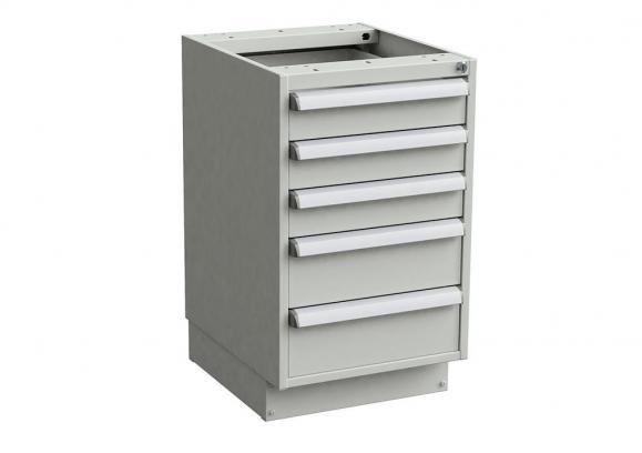 Standcontainer für Universal-Arbeitstische 520 | 5