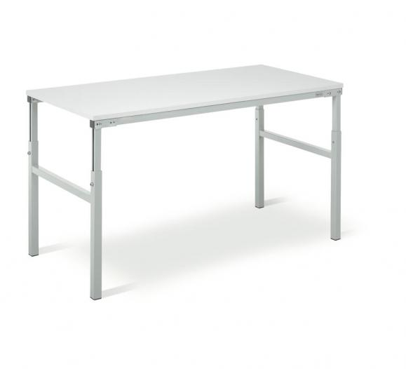 Universal-Arbeitstisch ESD, Grundtisch 1000 | 500 | ESD-Ausführung