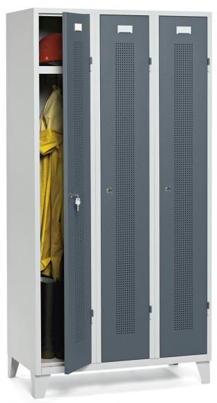 Garderoben-Stahlspind SYSTEM SP1