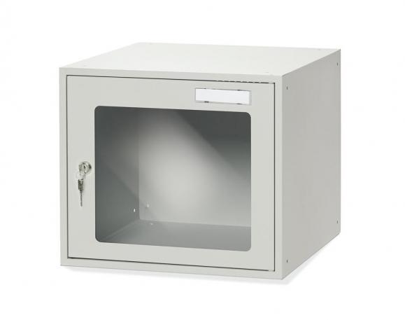 Schließfachwürfel mit Sichtfenster SYSTEM SP