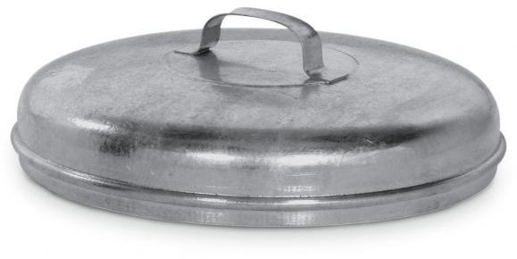 Stülpdeckel für Mülleimer Volumen 60 Liter