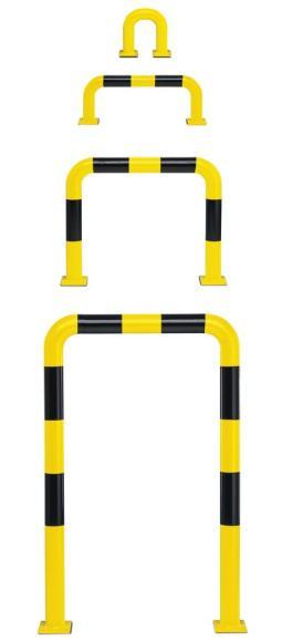 Rammschutz-Bügel für den Außen- und Innenbereich