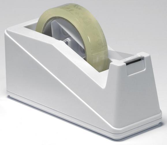 Tischabroller, stabile Kunststoffausführung