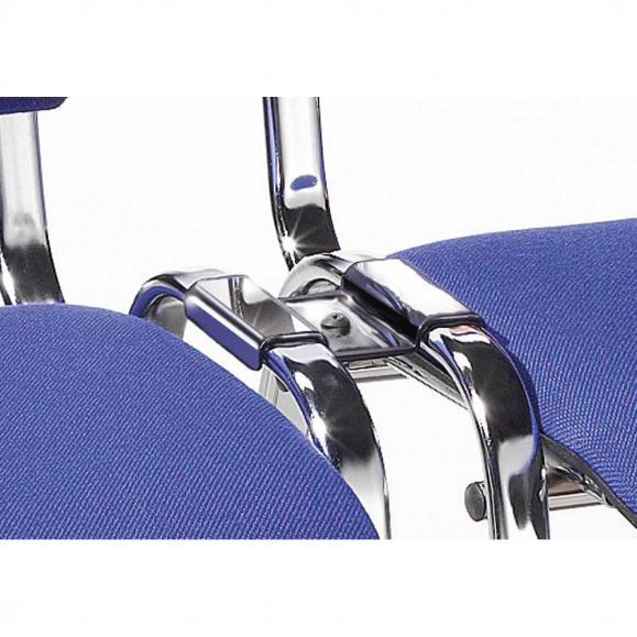 Reihenverbinder für Besucherstuhl ISO