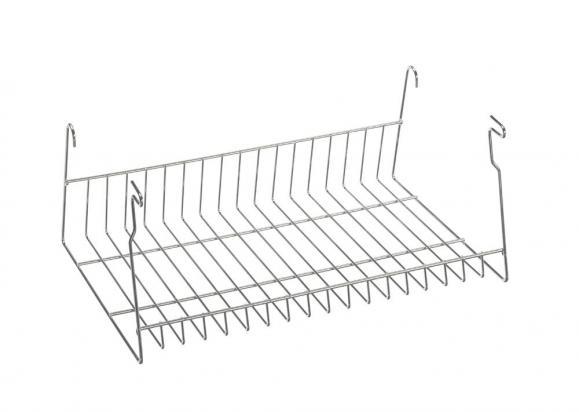 Ablagekorb für Besucherstühle ISO, 4-Fuß