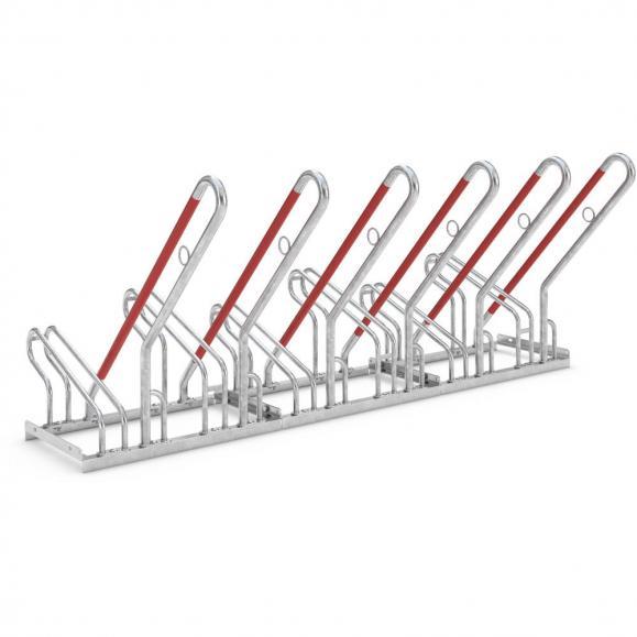 Anlehnparker-Fahrradständer Standard | 6