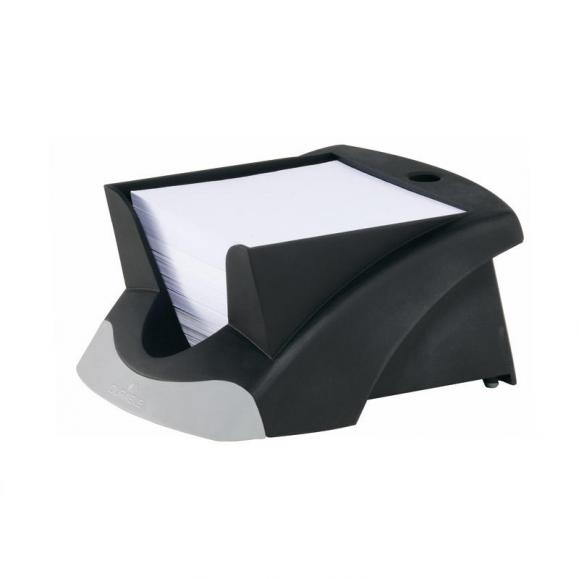Zettelbox schwarz