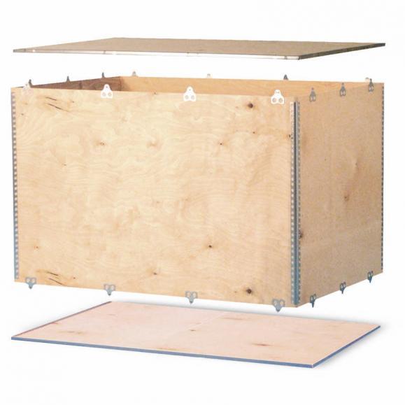 Deckel für Holzaufsetzrahmen, 1 VE = 5 Stück