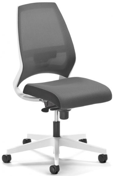 Bürodrehstuhl CONTRADA ohne Armlehnen