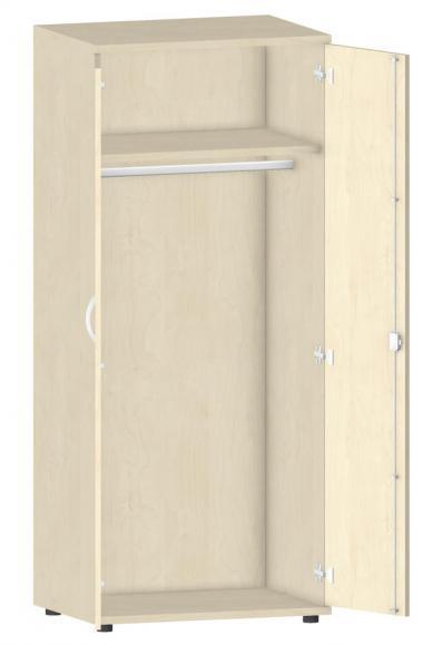 XXL-Garderobenschrank PROFI MODUL 800 | Ahorndekor | 1890 mm (1 OH)