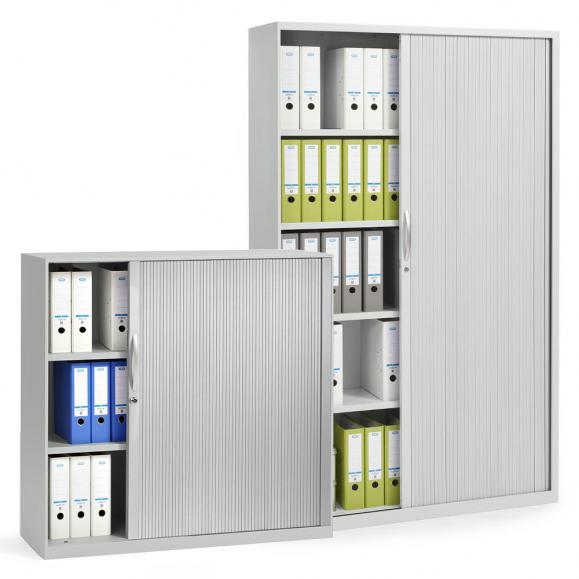 Rollladenschränke DELTAFLEXX - mit 2 oder 3 Ordnerhöhen