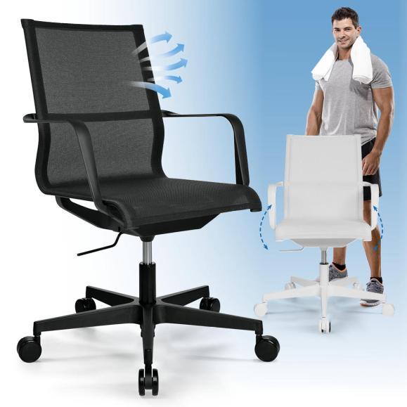 Büro-/Konferenzdrehstuhl SITNESS StarLIVE