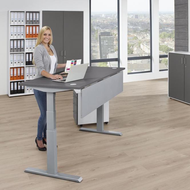 Sitz-/Stehschreibtische COMFORT EVO