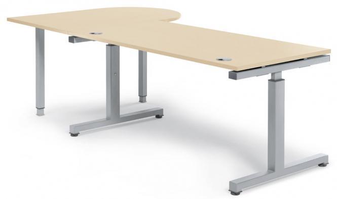 Anbauplatten für Comfort 2.0 Tische