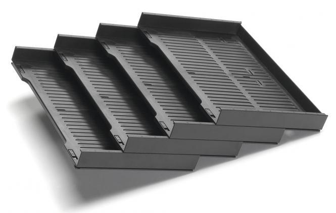Container-Zubehör - Schrägfachablage-Set Schrägfachablage-Set