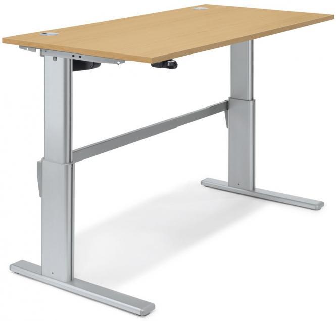 Sitz-/Stehtisch Basic MULTI MODUL Buchedekor | 1600