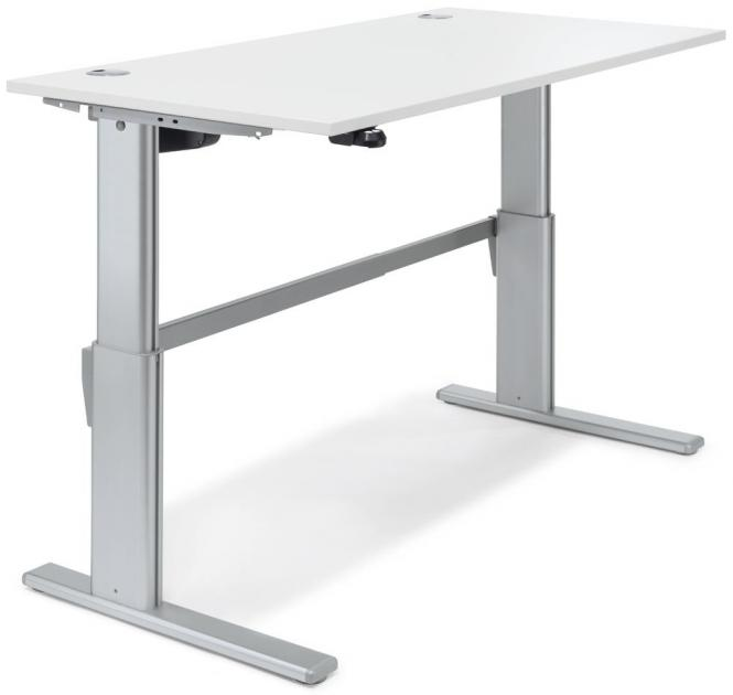 Sitz-/Stehtisch Basic MULTI MODUL Weiß | 1200