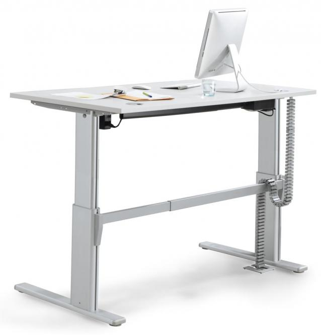 Sitz-/ Stehschreibtische BASIC DELTAFLEXX