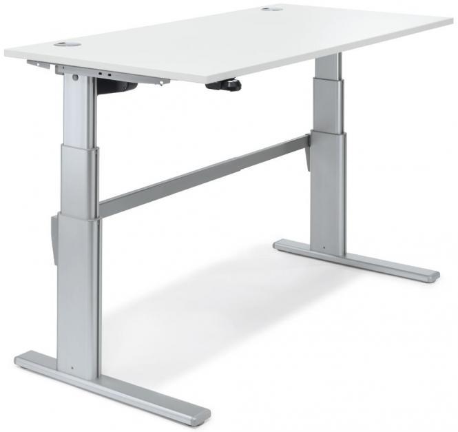 Sitz-/Stehtisch Comfort MULTI MODUL Weiß | 1600