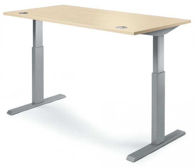 Sitz-/Stehtisch BASIC PROFI MODUL Ahorndekor | 1200