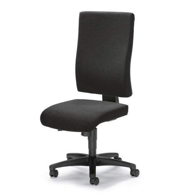 Bürodrehstuhl COMFORT R BIG ohne Armlehnen Anthrazit