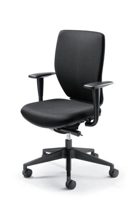 Bürodrehstuhl PISA inkl. HV-Armlehnen