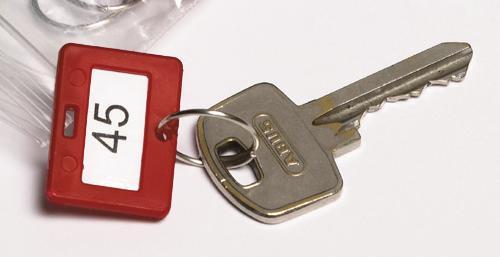 Schlüsselanhänger Schwarz