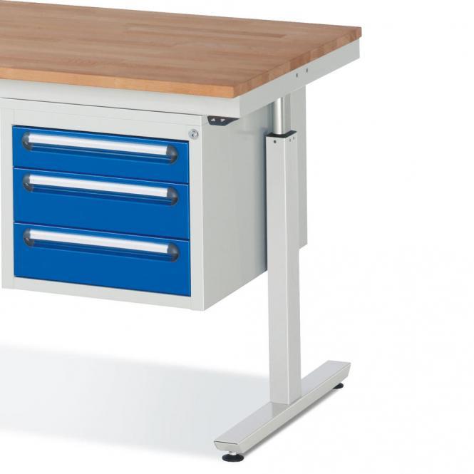 Schubladenschrank Modell E-2-3 - für Serie E3