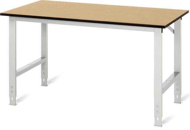 Arbeitstisch SYSTEM VK3060, Tischgestell 1 2000 | 1000 | Grundtisch | MDF-Platte