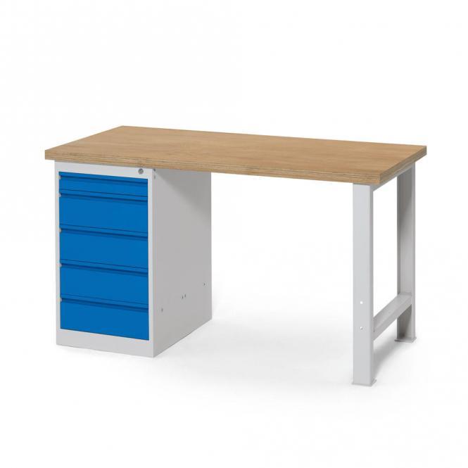 werkbank angebot 5 ws profi system h he fix 1500 buche. Black Bedroom Furniture Sets. Home Design Ideas