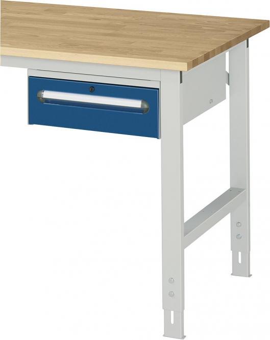 Unterbau-Container, für SYSTEM VK3060 Enzianblau RAL 5010 | 175 | Ohne | 1