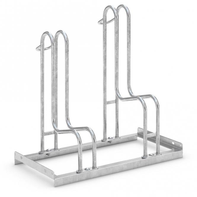Standparker-Fahrradständer einseitige Radeinstellung | 2