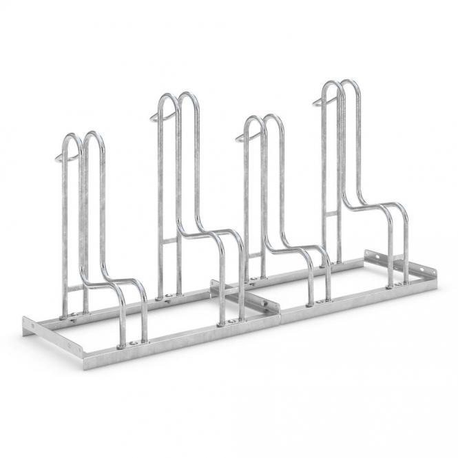 Standparker-Fahrradständer einseitige Radeinstellung | 4