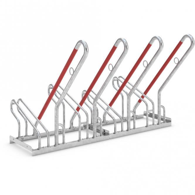 Anlehnparker-Fahrradständer Standard   4