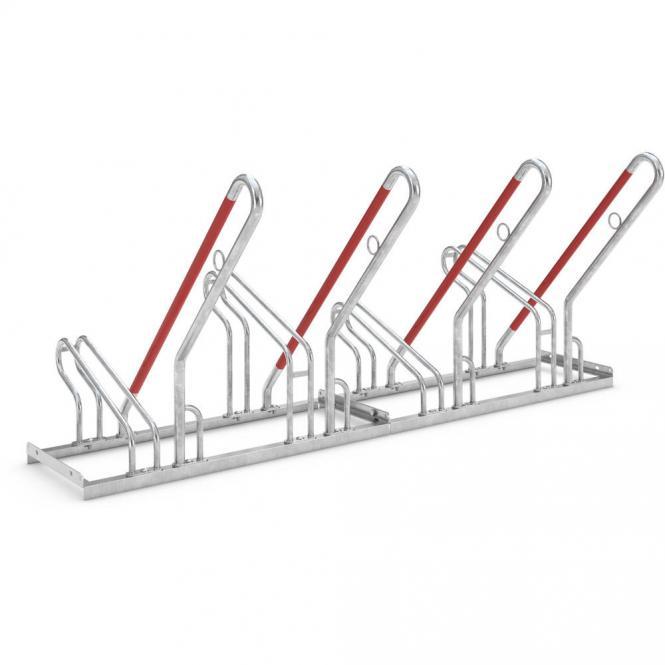 Anlehnparker-Fahrradständer XBF-Variante | 4