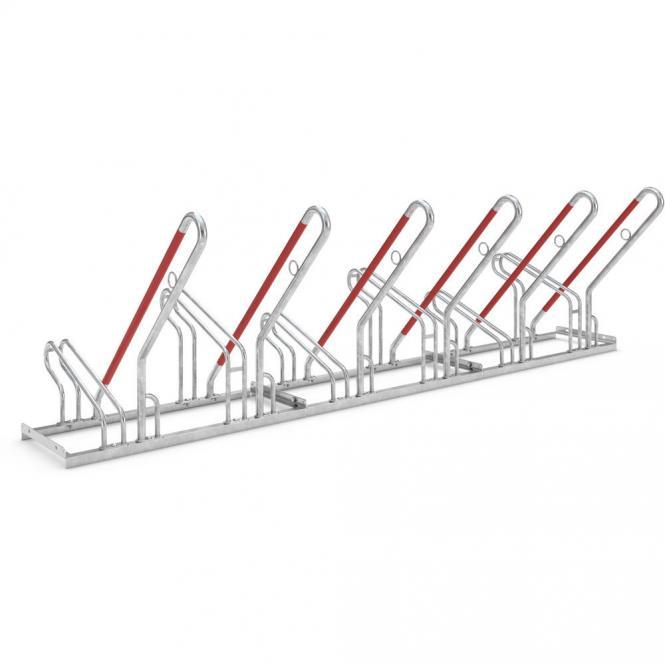 Anlehnparker-Fahrradständer XBF-Variante | 6