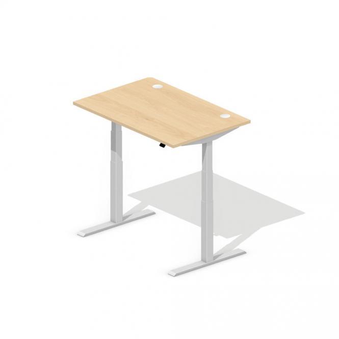 Sitz-/Stehtisch Comfort CONCEPT MODUL Buchedekor | 1200