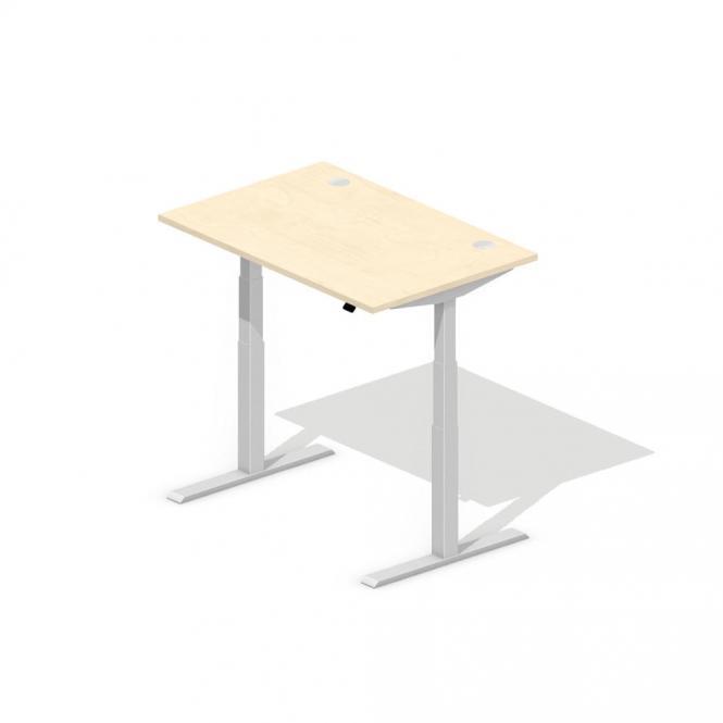 Sitz-/Stehschreibtisch COMFORT CONCEPT MODUL Ahorndekor | 1200
