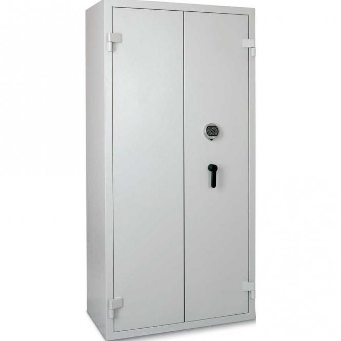 stahlschrank ds 950 sicherheitsschloss 950 lieferung frei bordsteinkante mit innenfach. Black Bedroom Furniture Sets. Home Design Ideas