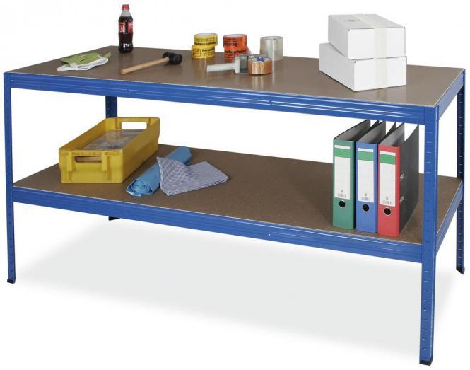 Arbeits- und Packtisch, Stecksystem 900
