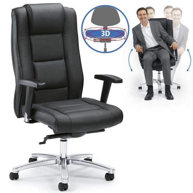 Managementsessel SITNESS MANAGER - beweglicher Sitz